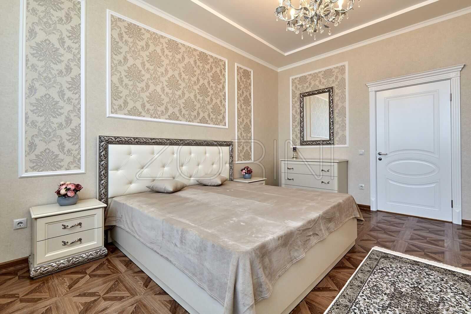 Спальня Верия в английском стиле - фото