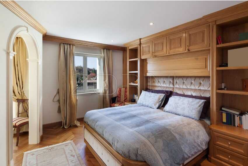 Спальня Янина со шкафом  - фото
