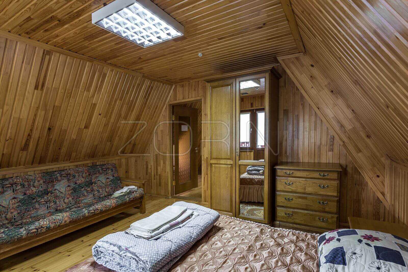 Мебель для спальни Жаворонок в скандинавском стиле - фото