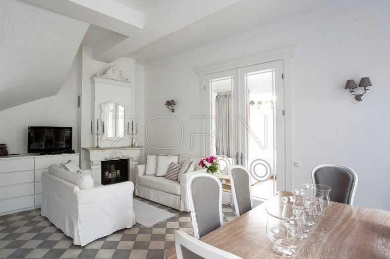 Мебель в гостиную неоклассика Александров - фото
