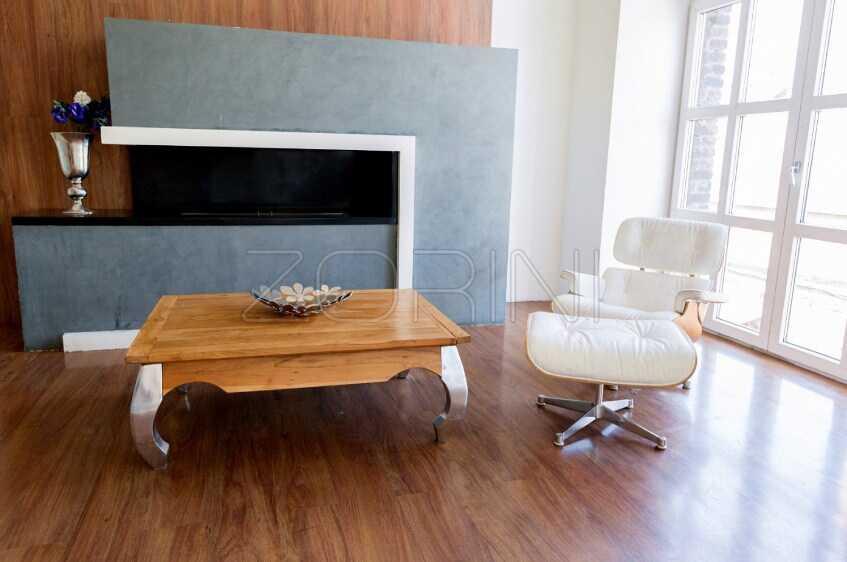 Мебель в гостиную Эрфурт в синем стиле - фото
