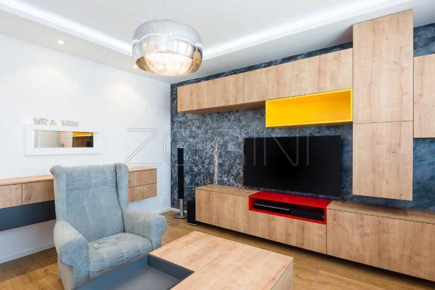 Мебель в гостиную модерн Гера - фото